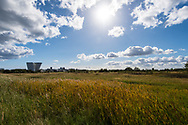A view of Amager Fælled on a sunny day in Copenhagen. The area – translated as Amager Common – is a popular location for nature lovers, walkers and runners, who use the green, open space to train and get away from the city