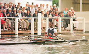 2000 Henley Royal Regatta, 'Aquile Abdulla' USA - Winner Diamond Sculls Rowing Course: Henley Reach 2000 Henley Royal Regatta, Henley.UK