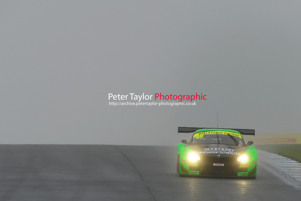 Martin Short (GBR) / Richard Neary (GBR)  #88 Team Abba with Rollcentre Racing  BMW Z4 GT3  BMW 4.4L V8. British GT Championship at Donington Park, Melbourne, Leicestershire, United Kingdom. September 10 2016. World Copyright Peter Taylor/PSP.
