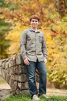 Keegan Coons senior portrait session.  ©2014 Karen Bobotas Photographer