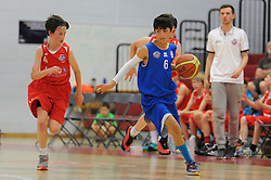 - Photo mandatory by-line: Dougie Allward/JMP - Mobile: 07966 386802 - 23/05/2015 - SPORT - Basketball - Bristol - SGS Wise Campus - Bristol Flyers v  - Bristol Flyers All-Star Game