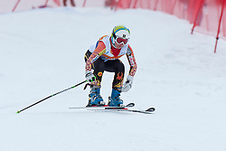 STARKER Alexandra, CAN, Team Event, 2013 IPC Alpine Skiing World Championships, La Molina, Spain