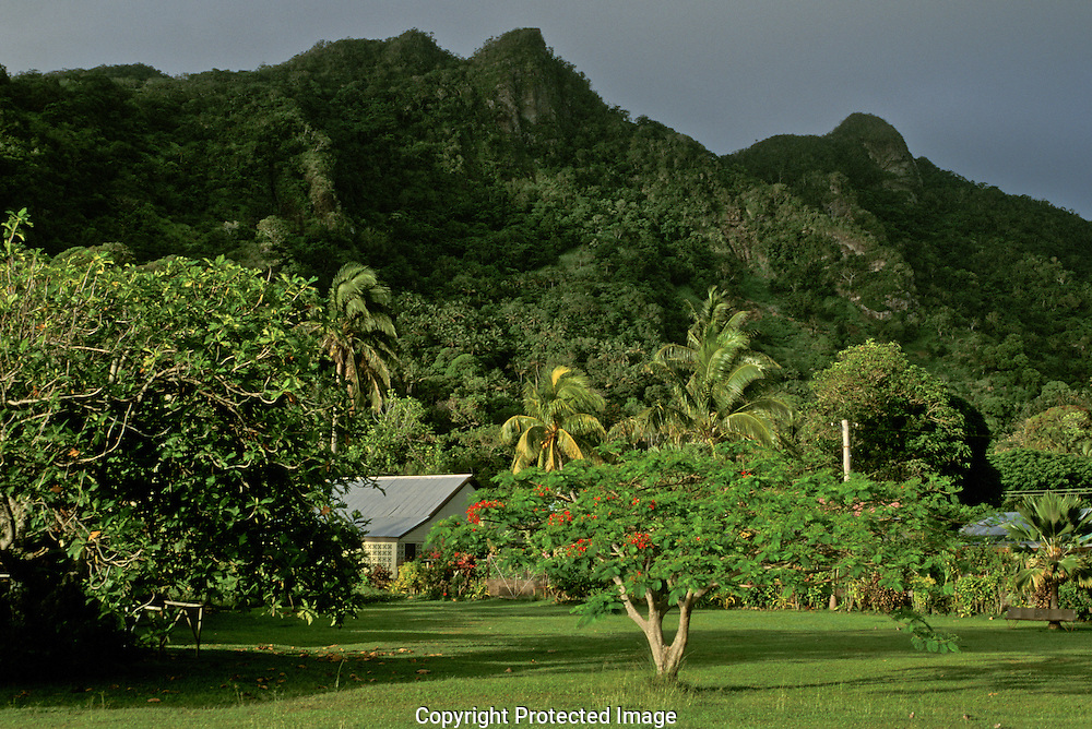 Ovalau, Fiji, Micronesia