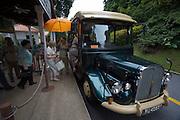 "Fort Siloso ""tram""."