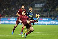 26.02.2016 - Milano  Serie A 2016/17 - 26a   giornata  -  Inter-Roma  nella  foto: Kostantinos Manolas   - Roma