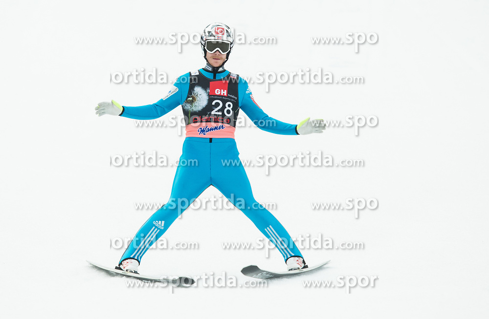 Robert Johansson of Norway during the Ski Flying Hill Individual Competition on Day Two of FIS Ski Jumping World Cup Final 2017, on March 24, 2017 in Planica, Slovenia. Photo by Vid Ponikvar / Sportida