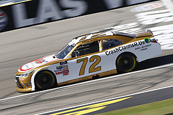 September 14, 2018 - Las Vegas, Nevada, United States of America - John Jackson (72) brings his race car down the front stretch during practice for the DC Solar 300 at Las Vegas Motor Speedway in Las Vegas, Nevada. (Credit Image: © Chris Owens Asp Inc/ASP via ZUMA Wire)