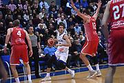 Amedeo Della Valle<br /> Nazionale Italiana Maschile Senior - 2019 FIBA Basketball World Cup Qualifiers<br /> Croazia Italia Croatia Italy<br /> FIP 2017<br /> Zagabria, 26/11/2017<br /> Foto M.Ceretti / Ciamillo-Castoria