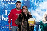 2019, November 05. Pathe ArenA, Amsterdam, the Netherlands. Rene Watzema at the dutch premiere of Last Christmas.