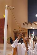 All Saints Church dedication. Photos by Sam Lucero