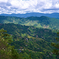Another morning for the community scattered around the mountain province in Baguio