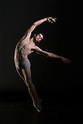 Dancer Christopher Gerty.