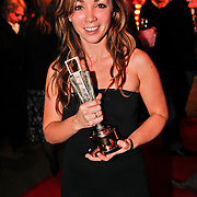 NLD/Amsterdam/20110124 - Uitreiking Beeld en Geluid awards 2010, Liza Sips