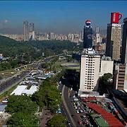 PLAZA VENEZUELA - TORRE DOMUS / CARACAS - VENEZUELA