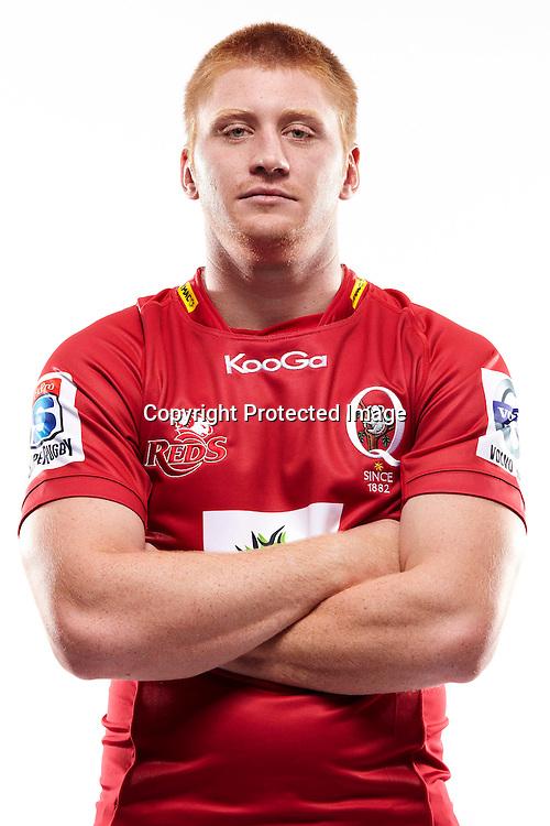 Eddie Quirk - Headshots 2012 St.George Queensland Reds FxPro Super Rugby season