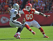 Oakland Raiders v Kansas City Chiefs