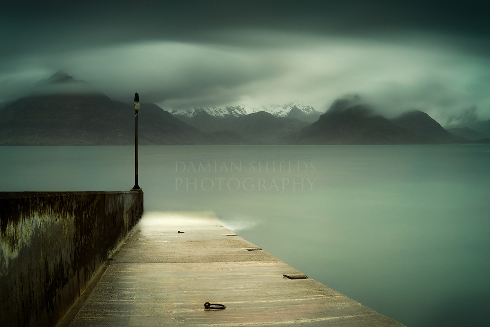 Loch Scavaig to the Black Cuillin, Isle of Skye<br />