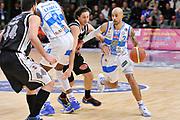 DESCRIZIONE : Campionato 2014/15 Dinamo Banco di Sardegna Sassari - Pasta Reggia Juve Caserta<br /> GIOCATORE : David Logan<br /> CATEGORIA : Palleggio Penetrazione Blocco<br /> SQUADRA : Dinamo Banco di Sardegna Sassari<br /> EVENTO : LegaBasket Serie A Beko 2014/2015<br /> GARA : Dinamo Banco di Sardegna Sassari - Pasta Reggia Juve Caserta<br /> DATA : 29/12/2014<br /> SPORT : Pallacanestro <br /> AUTORE : Agenzia Ciamillo-Castoria / Luigi Canu<br /> Galleria : LegaBasket Serie A Beko 2014/2015<br /> Fotonotizia : Campionato 2014/15 Dinamo Banco di Sardegna Sassari - Pasta Reggia Juve Caserta<br /> Predefinita :