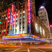 Nicknamed the Showplace of the Nation, for a time Radio City Music Hall was the leading tourist destination in  New York City. In my view it's still an incredibly vibrant building inside and out.
