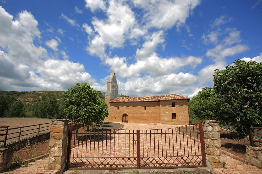 Ermita Ochanduri. LA Rioja ©Daniel Acevedo / PILAR REVILLA