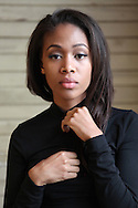 Nichole Beharie, star of the hit FOX television show Sleepy Hollow.