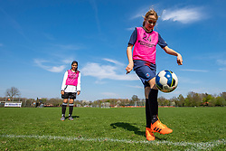 09-04-2019 NED: Selection day BvdGF DiabetesCup 2019, Utrecht<br /> The DiabetesCup is the Dutch Football Championship for children with diabetes. In April 2019 there is a selection day in every province. The best 10 football players per province are selected there. Then they have time to train with their team. On 29 June 2019, 12 provinces will compete for the national title in the PEC Zwolle stadium.