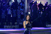 Show host Maria Menounos appears onstage during the NBC 'Clash Of The Choirs' full show rehearsal at Steiner Studios in Brooklyn, New York City, USA on December 16, 2007.