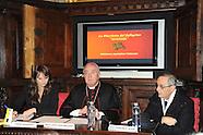 20160120 - Conf. Stampa  Placchetta del Pellegrino Mons.Brughes jean-Luis