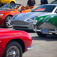 2014 Aston Martin Motorsports Festival @ Laguna Seca