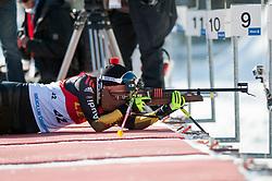 ESKAU Andrea, Biathlon Long Distance, Oberried, Germany
