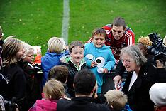 20091005 DBU Landsholdstræning i Helsingør