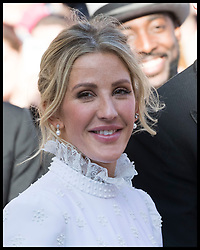 August 31, 2019, York, United Kingdom: Image licensed to i-Images Picture Agency. 31/08/2019. York, United Kingdom. Ellie Goulding and Caspar Jopling  after their wedding at York Minster, United Kingdom. (Credit Image: © Stephen Lock/i-Images via ZUMA Press)