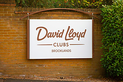 MailOnline<br /> The David Lloyd gym in Brooklands, Surrey, which took the precaution of closing early on Wednesday 15 August following a disturbance by Travellers at a nearby Bannatyne's Gym. Brooklands, Surrey, August 16 2018.