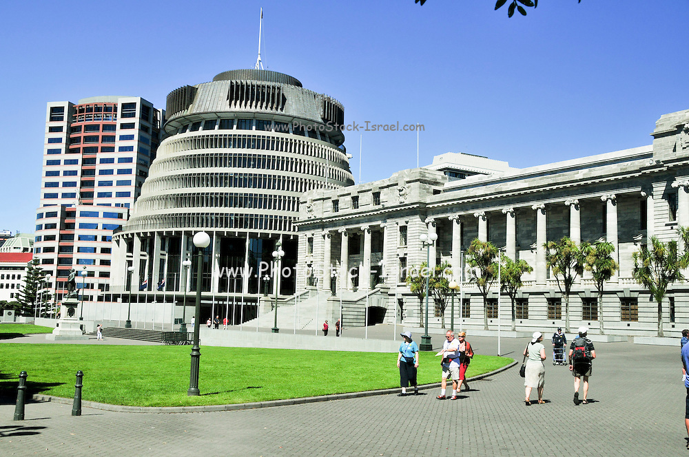 New Zealand, North Island, Wellington