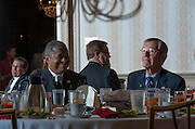 29th Annual OU State Government Alumni Lunch in Columbus, Ohio. Keynote speaker is  George Voinovich who also serves as OHIO Visiting Professor of Leadership & Public Affairs at OU.