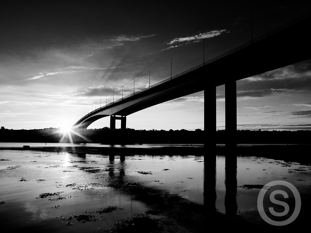 Photographer: Chris Hill, Foyle Bridge, Derry, londonderry