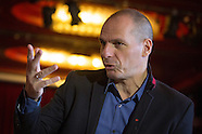Establishment of Varoufakis DiEM25