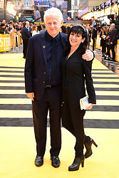 Richard Curtis (left) and Emma Freud attending the Yesterday UK Premiere held in London, UK.