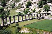 Albania, Benca, Roman Aqueduct