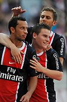 FOOTBALL - FRENCH CHAMPIONSHIP 2011/2012 - L1 - PARIS SG v VALENCIENNES FC - 21/08/2011 - PHOTO GUY JEFFROY / DPPI - JOY PSG
