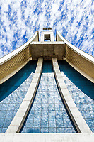 Santuário Santa Paulina. Nova Trento, Santa Catarina, Brasil. / Santa Paulina Sanctuary. Nova Trento, Santa Catarina, Brazil.