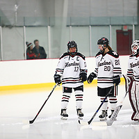 Women's Ice Hockey: Hamline University Pipers vs. University of Wisconsin, Eau Claire Blugolds