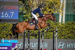 Toro Nicolas, COL, Cinderella Z<br /> FEI Jumping Nations Cup Final<br /> Barcelona 2019<br /> © Hippo Foto - Dirk Caremans<br />  03/10/2019