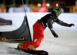 10-10-2010 SNOWBOARDEN: LG FIS WORLDCUP: LANDGRAAF.First World Cup parallel slalom of the season / KOSIR Zan SLO.©2010-WWW.FOTOHOOGENDOORN.NL. / SPORTIDA PHOTO AGENCY