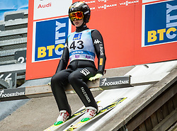 Lara Malsiner of Italy during Day 3 of World Cup Ski Jumping Ladies Ljubno 2019, on February 10, 2019 in Ljubno ob Savinji, Slovenia. Photo by Matic Ritonja / Sportida