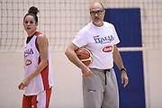 Giovanni Lucchesi<br /> Nazionale Femminile Senior <br /> Allenamento FIBA Women's EuroBasket 2019 Qualifiers<br /> FIP 2017<br /> Roma 06/11/2017<br /> Foto M.Ceretti / Ciamillo-Castoria