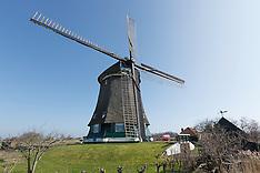Neck, Necker molen, Wormerland, Noord Holland