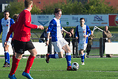Blauw Wit '34 - Leeuwarder Zwaluwen (2016-2017)