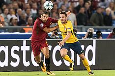 Roma v Atletico Madrid, 12 Sept 2017