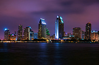 SD Skyline @ Night